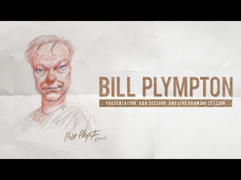 Bill Plympton Illustrates The Story of His Animation Career