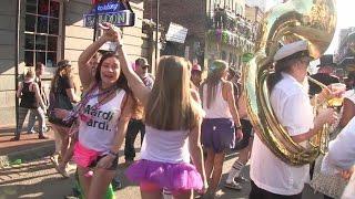 Repeat youtube video Mardi Gras 2016 - New Orleans, LA