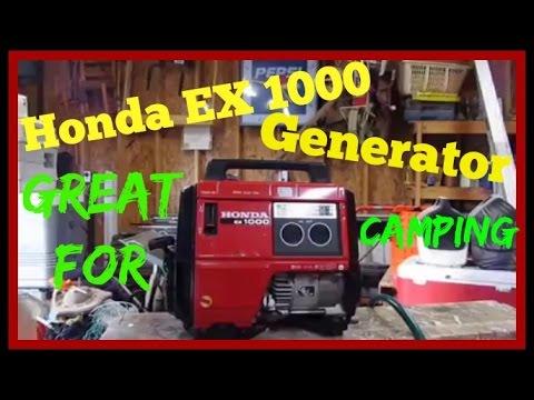 honda 1000i generator manual