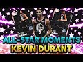 PINK DIAMOND  ALL STAR  KEVIN DURANT GAMEPLAY  44 POINTS IN 3 QUARTERS  NBA 2K19