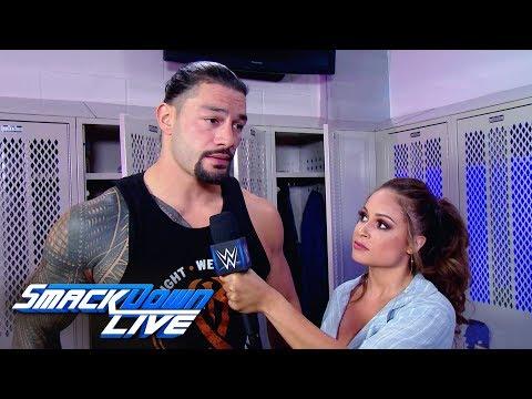 Roman Reigns accepts Elias' challenge: SmackDown LIVE, April 23, 2019