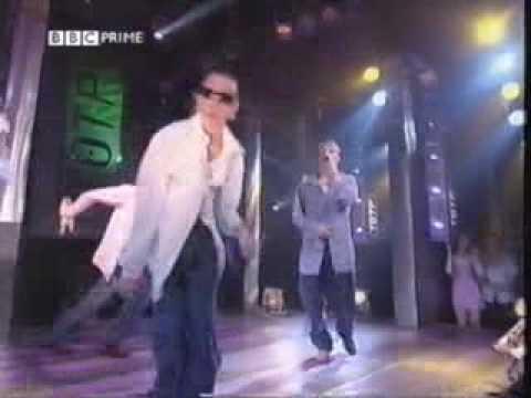 Backstreet Boys We've got it goin' on Live TOTP 1996