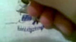 как рисовать череп в огне(Айбек)(как рисовать череп в огне., 2012-01-18T06:50:20.000Z)