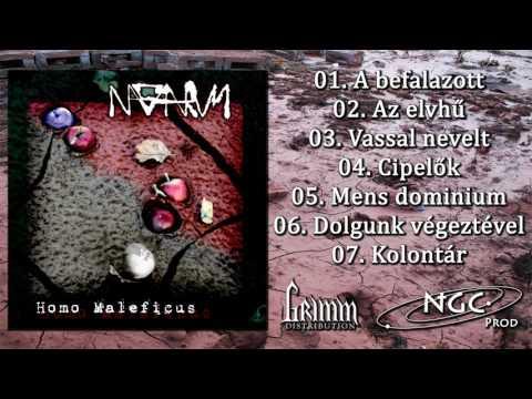 Nagaarum - Homo Maleficus (2017) [Full Album]