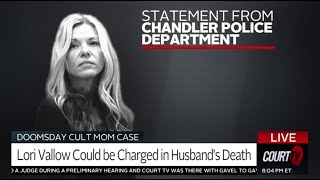 Murder charges for 'Cult Mom' Lori Vallow-Daybell, but not for killing her children
