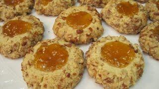 Thumbprint Cookies - How To Make Thumbprint Cookies Recipe