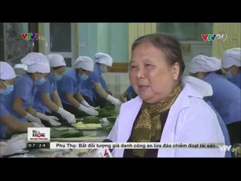 Quy Trình Sản Xuất Bánh Chưng Đảm Bảo An Toàn Vệ Sinh Thực Phẩm
