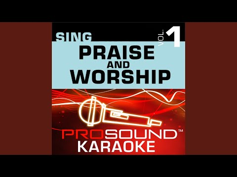 Shout To The Lord (Karaoke with Background Vocals) (In the Style of Darlene Zechech)