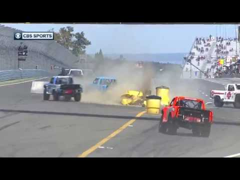 2017 Watkins Glen - Stadium SUPER Trucks - CBS Sports Network