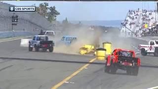 2017 Watkins Glen - Stadium SUPER Trucks - CBS Sports Network