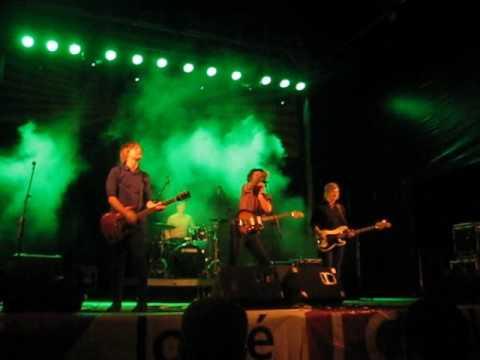 Thee Attacks @ Quarteira Rock Fest 2010