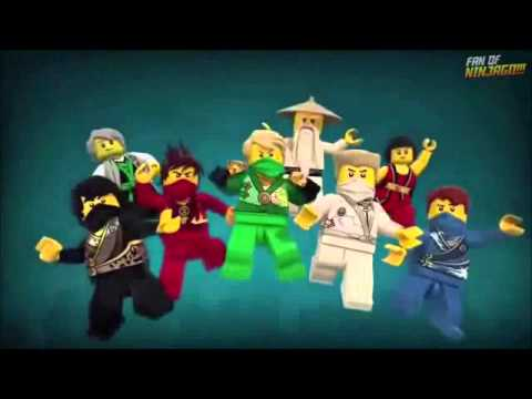LEGO Ninjago - All Intros - 2011 - 2016