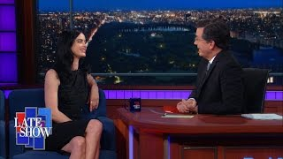 Krysten Ritter Faced Off Against The Amish