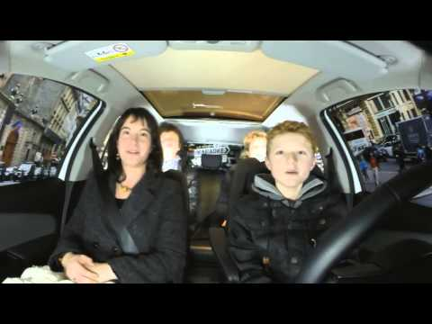 AUDITION ID #6817 – YARIS HYBRID KARAOKE TEST DRIVE