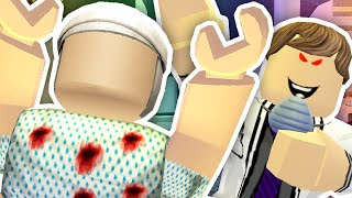 I LOST MY FACE!! | Roblox Escape the Evil Hospital