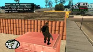 GTA san andreas - DYOM mission # 1 - Coglioni All'attacco ( HD )