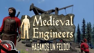 Hagamos Un Feudo | Medieval Engineers - Steam Early Access - Alphareport