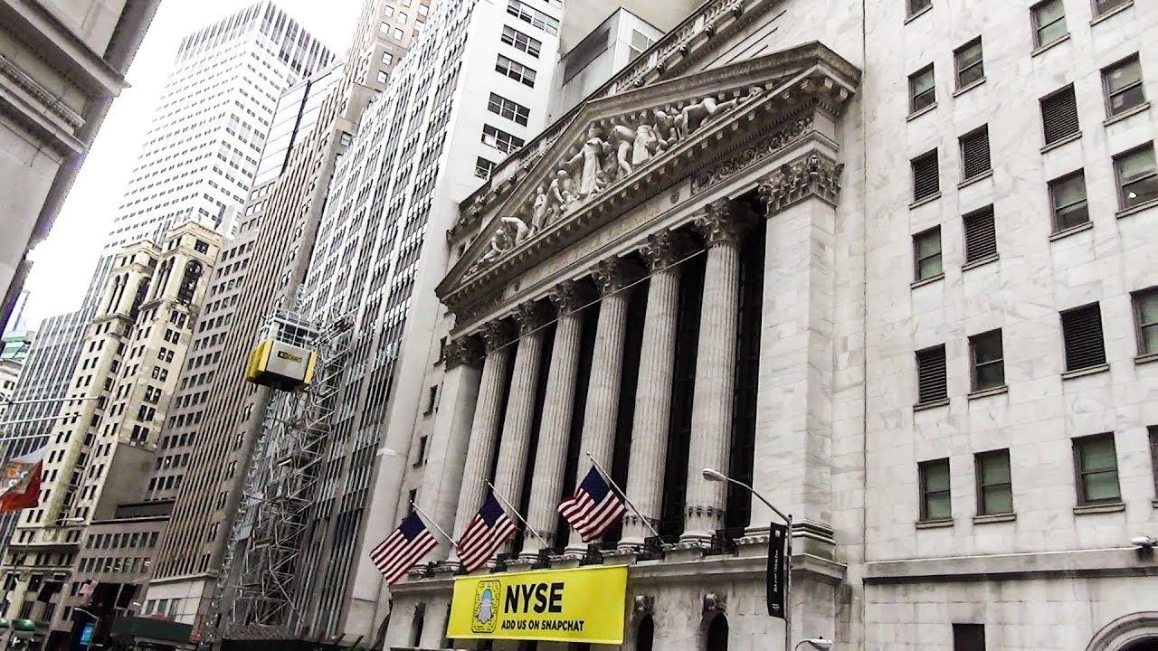 Manhattan, New York. Downtown Tour. Wall Street, World ...