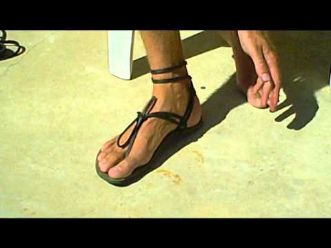 Custom, Luna Sandals, Traditional Way
