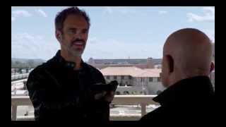 Better Call Saul - S1E09 Pimento - Mike badass garage scene - smartphone friendly!