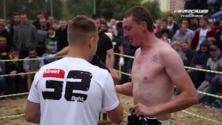 Смотреть видео КРИМИНАЛ против Бойца Без Правил онлайн