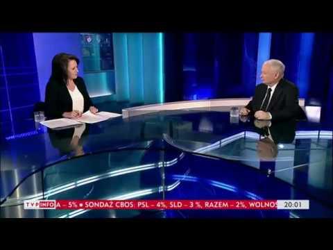 Kaczyński Gość Wiadomości 13.11.17