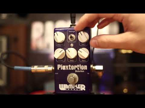 The Distortion Chronicles - Wampler Plextortion