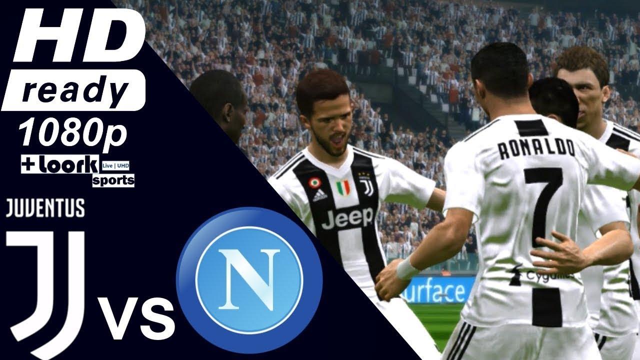 Image Result For Juventus Vs Napoli 2019 En Vivo Youtube