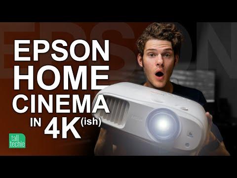 Epson Home Cinema 3800: Versatile & Quality Projector