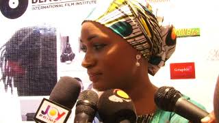 Learn from the foreign movie industries - Samira Bawumia tells 'Kum Kum Bhagya' critics