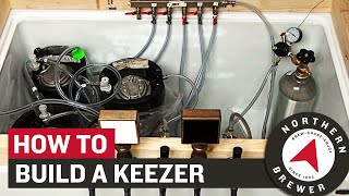 COMMENT CONSTRUIRE UN KEEZER par Northern Brewer