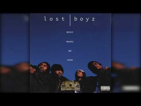 Lost Boyz ft. Canibus & Tha Dogg Pound - Music Makes Me High (Remix)