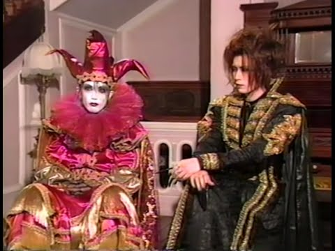 MALICE MIZER - Hot Wave Interview Gekka no Yasoukyoku / 月下の夜想曲