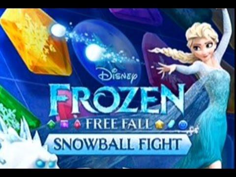 frozen free fall snowball fight xbox 360
