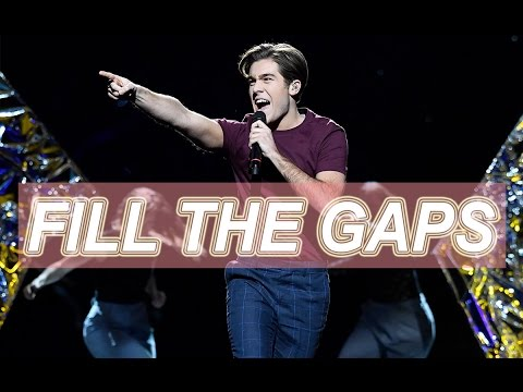 FILL THE GAPS CHALLENGE W/ BENJAMIN INGROSSO
