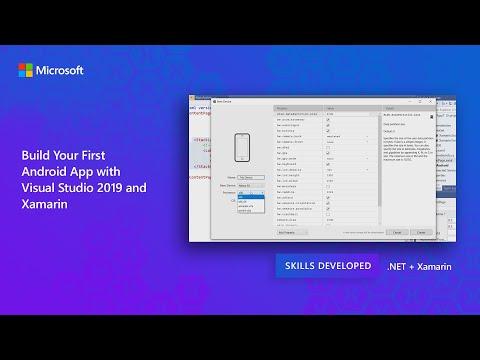 Installing Visual Studio 2019 For Mobile Development With .NET & Xamarin