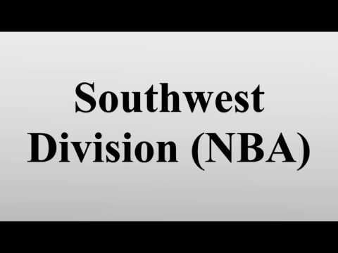 Southwest Division (NBA)