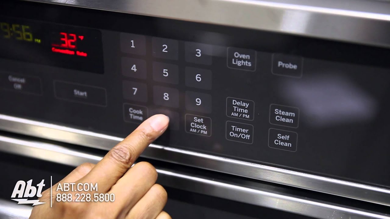 Ge Profile Series 30 Single Wall Oven Pt7050sfss Overview Youtube