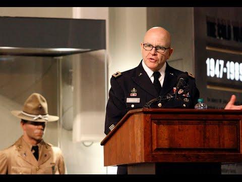 Maj Gen HR McMaster Sunday Interview