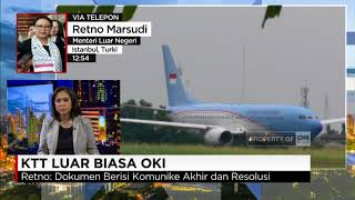 Video Presiden Jokowi Hadiri KTT-LB OKI - Retno Marsudi, Menteri Luar Negeri download MP3, 3GP, MP4, WEBM, AVI, FLV Juni 2018