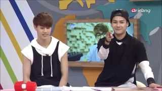 GOT7 Markson - How well do you know each other? (After School Club cut - Mark and Jackson)