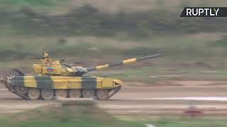 АрМИ-2019: финальный заезд танковых экипажей