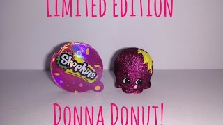 SHOPKINS SEASON 2: LIMITED EDITITON DONNA DONUT