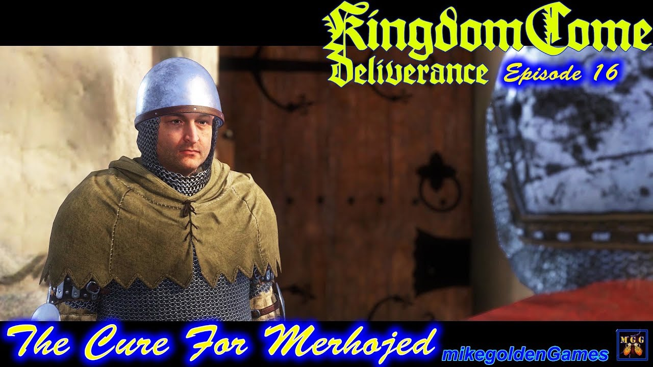kingdom come deliverence how to make merhojed redemy