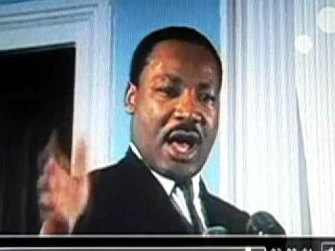 Martin Luther King Jr. speaking, 1967