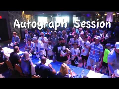 101814 dallas cowboys meet greet giants game presented by star 101814 dallas cowboys meet greet giants game presented by star sports tours youtube m4hsunfo