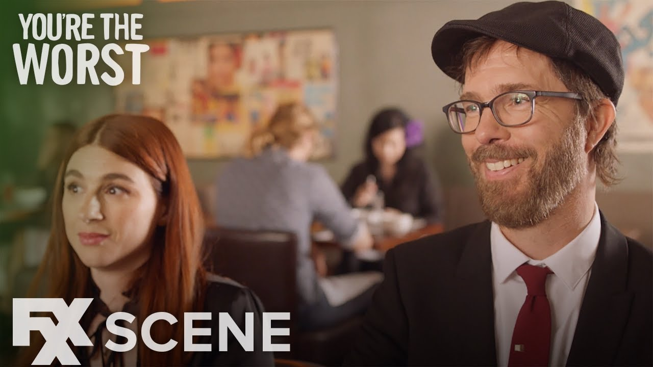 Download You're The Worst | Season 4 Ep. 10: Alcohol With Ben Scene | FXX