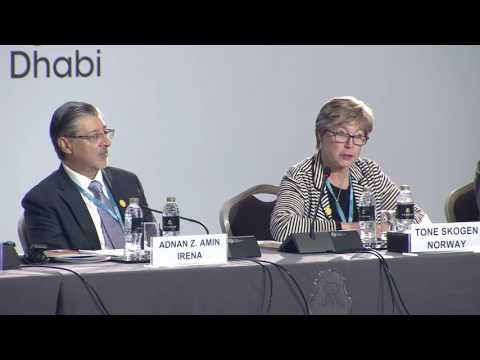 Highlights from IRENA's 7th Assembly