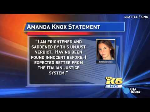 Amanda Knox's guilty verdict could lead to extradition