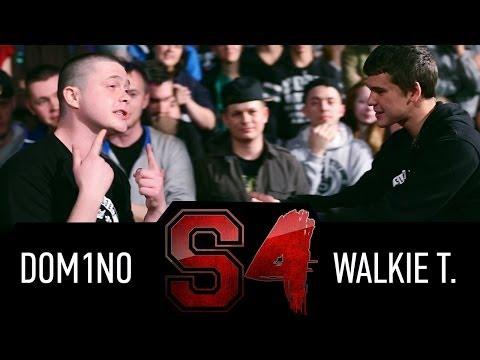 SLOVO | Краснодар. 4 сезон, Main event: Dom1no a.k.a. Many Meeno vs. Walkie T.